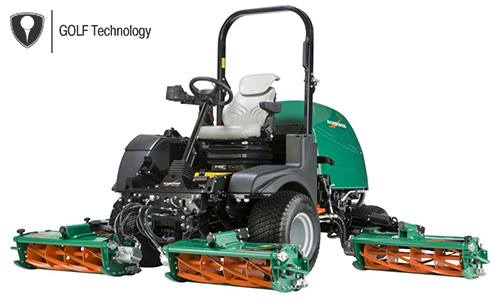 Ransomes MP 495 и MP 655